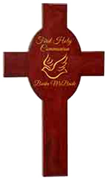 Rosewood Wood Cross