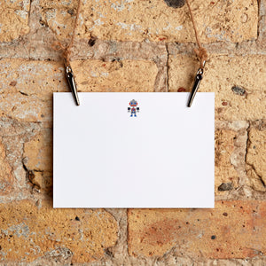 literary characters robot stationery