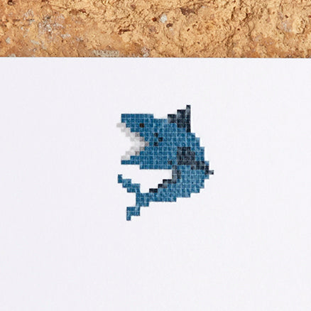 literary characters shark stationery