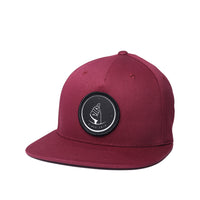 MoneyDude Berry Snapback Hat
