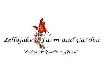 Zellajake Farm and Garden Seeds