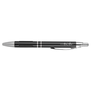 Nurse Heartbeat Comfort Grip Engraved Pen
