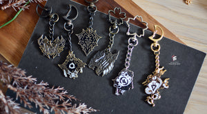 Monk VARIANT ✦ FFXIV Soul Crystal Job Charms