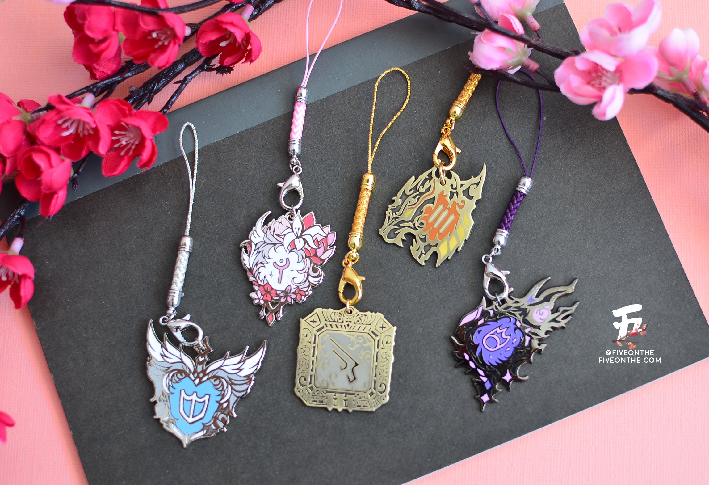 White Mage ✦ FFXIV Soul Crystal Job Charms