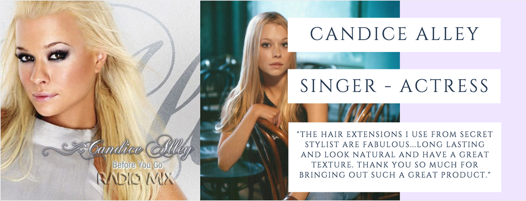 Celebrity Reviews Secret Stylist Hair Extensions