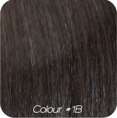 #1b Dark Brown Essex Tape Hair