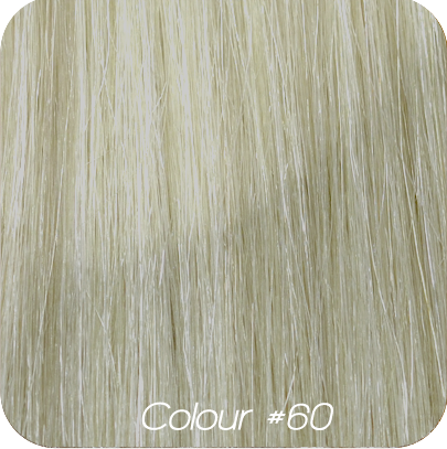 #60 Colour Blonde Tape Hair Extensions