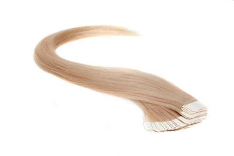 Tape Hair Extensions Blonde