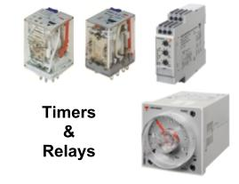 Timers & Relays