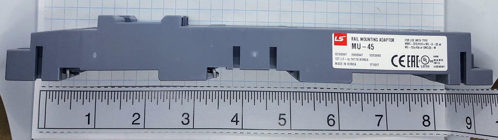 Carlo Mounting Plate for GMS-32H + CC32