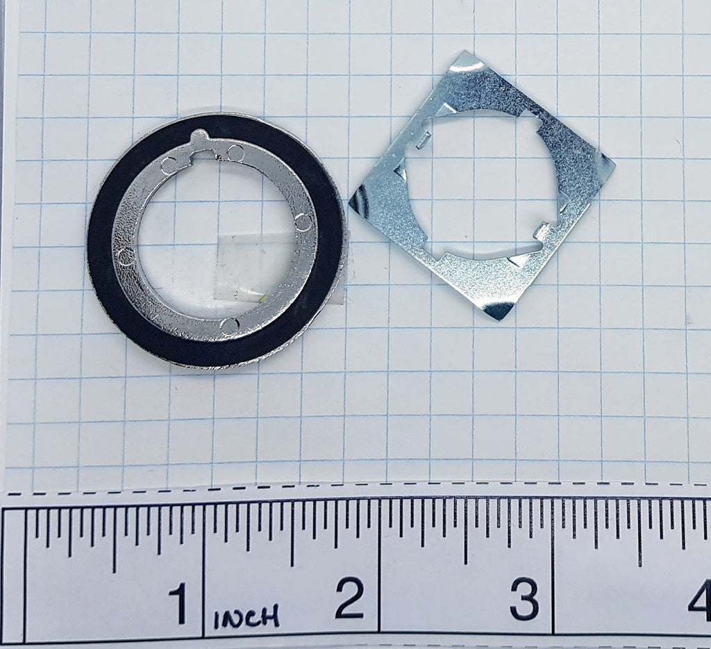 S+S Hole Size Adapter - 30mm down to 22mm