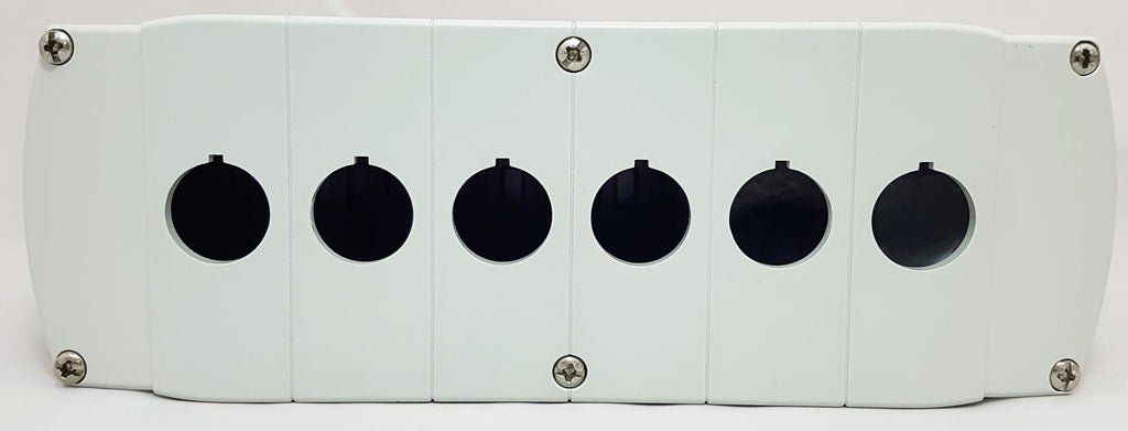 S+S Plasic Enclosure for 6 Buttons