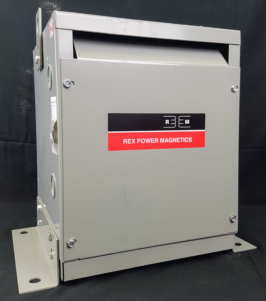 Rex Reactor - 3% - 60 Amps in a NEMA 1 enclosure