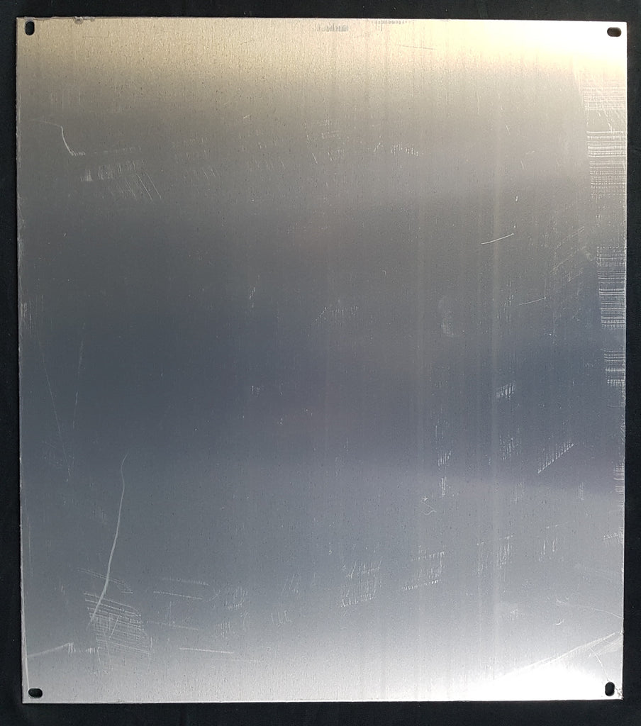 "Integra Aluminum Backpan for 18""x16"" enclosure"