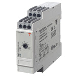 Carlo Over Current Relay, 0.5-5A AC/DC, Supply 115/230VAC
