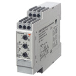 Carlo Over or Under Current Level Relay, 0.1-5A AC/DC, Supply 115-230VAC