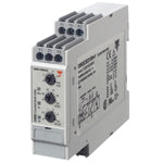Carlo Over or Under Current Level Relay, External Shunt 6-150mV, 115-230V, AC/DC