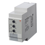 Carlo Over or Under Voltage Level Relay, 0.1-500 V AC/DC, 115/230V