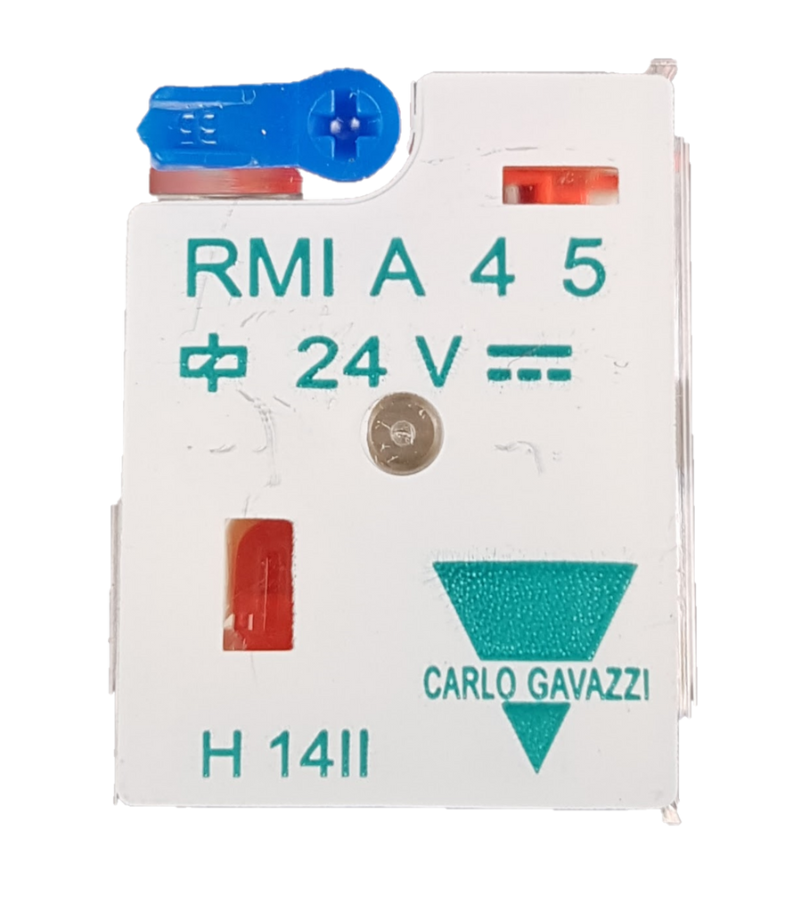 Carlo Relay, 4 Pole, 14 Pin, 24v DC