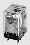 Carlo Relay, 2 Pole, 8 Pin, 24v DC, 36.9mA