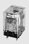 Carlo Relay, 2 Pole, 8 Pin, 220v AC, 5.5mA