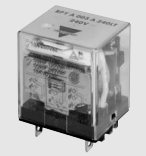 Carlo Relay, 3 Pole, 11 Pin, 24v DC, 60mA