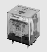 Carlo Relay, 3 Pole, 11 Pin, 24v AC, 70mA