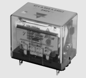 Carlo Relay, 4 Pole, 14 Pin, 24v DC, 70mA