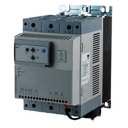 Carlo Soft Starter, 3 Phase Control, 70A, 220-600VAC, 100-240VAC Control, Integrated Overload