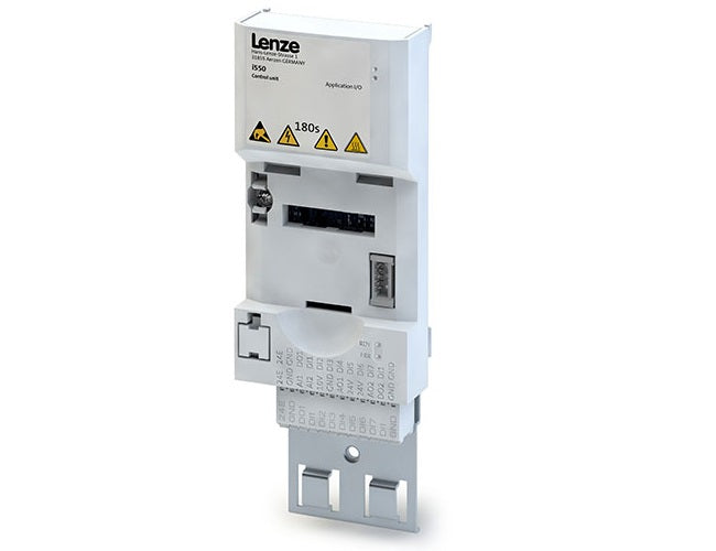 Lenze - i550 Control Unit Application I/O