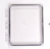 "Integra Clear Replacement Cover for 10""x8"" enclosure"