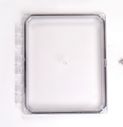 "Integra Clear Replacement Cover for 12""x10"" enclosure"