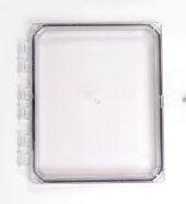 "Integra Clear Replacement Cover for 18""x16"" enclosure"