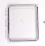 "Integra Clear Replacement Cover for 8""x6"" enclosure"