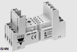 Carlo Base for RMIA210 Relays