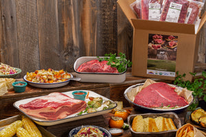 BBQ Smoker Box | Prosper Meats