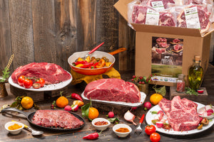 Prosper Sampler Box | Prosper Meats