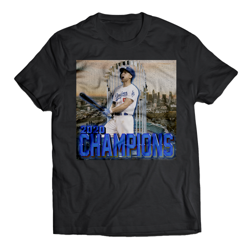 Seager World Champions Tee
