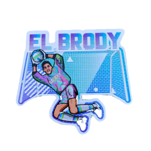 El Brody Sticker