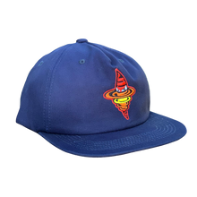 Load image into Gallery viewer, Twizzle 5-Panel Hat - Navy