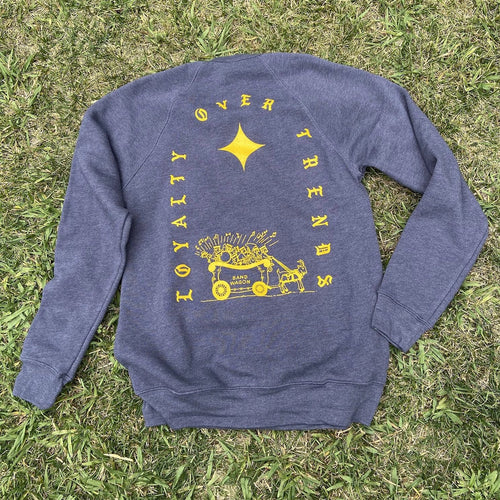 Loyalty Over Trends Crewneck Sweater