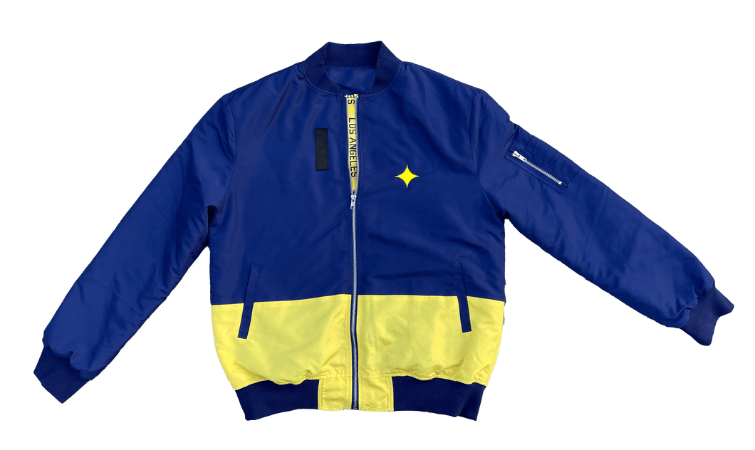 Los Angeles Bomba Jacket (Navy) Pre-Order