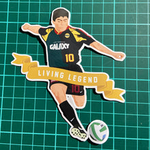 Load image into Gallery viewer, Living Legend Sticker