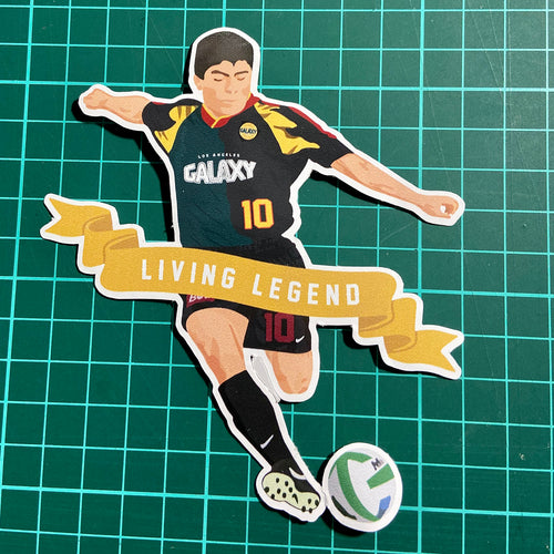 Living Legend Sticker