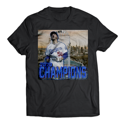 Mookie World Champions Tee