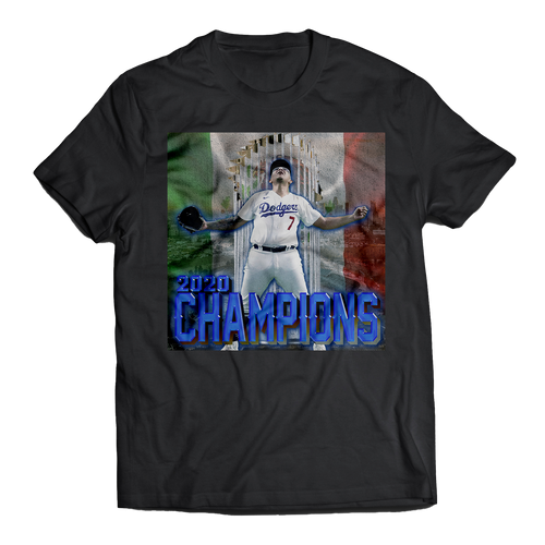 Urias World Champions Tee