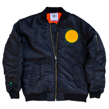 Load image into Gallery viewer, OG Bomber Jacket (Black)