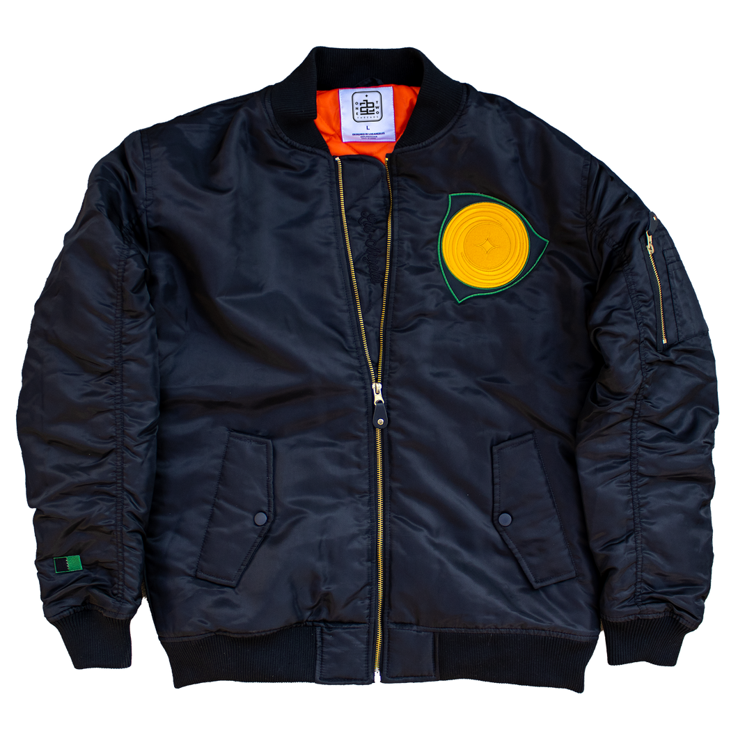 OG Bomber Jacket (Black)
