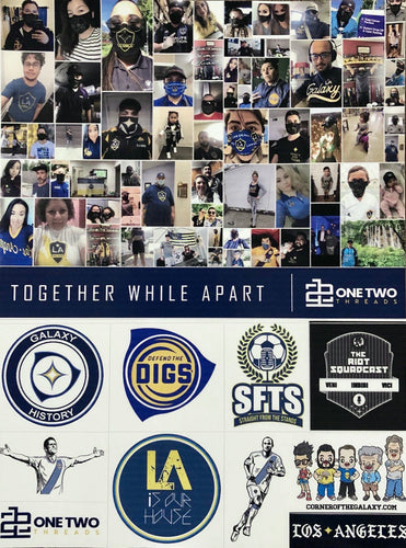 Together While Apart Sticker Pack