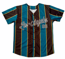 Load image into Gallery viewer, LA 96 Baseball Jersey